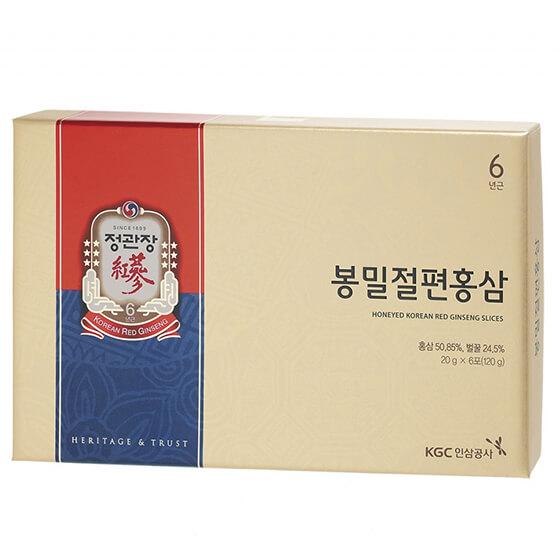 KGCVIETNAM nhân sâm Hàn Quốc và những công dụng thần kì - 10