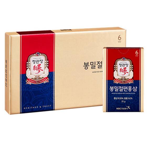 KGCVIETNAM nhân sâm Hàn Quốc và những công dụng thần kì - 9