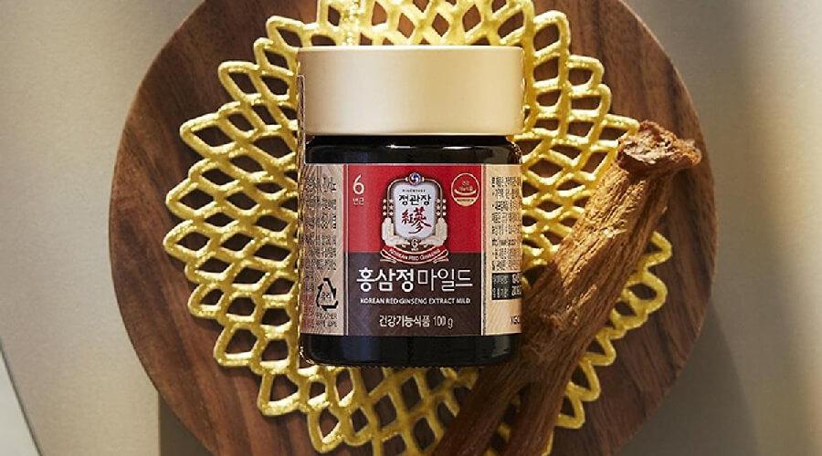 Cao hồng sâm Hàn Quốc